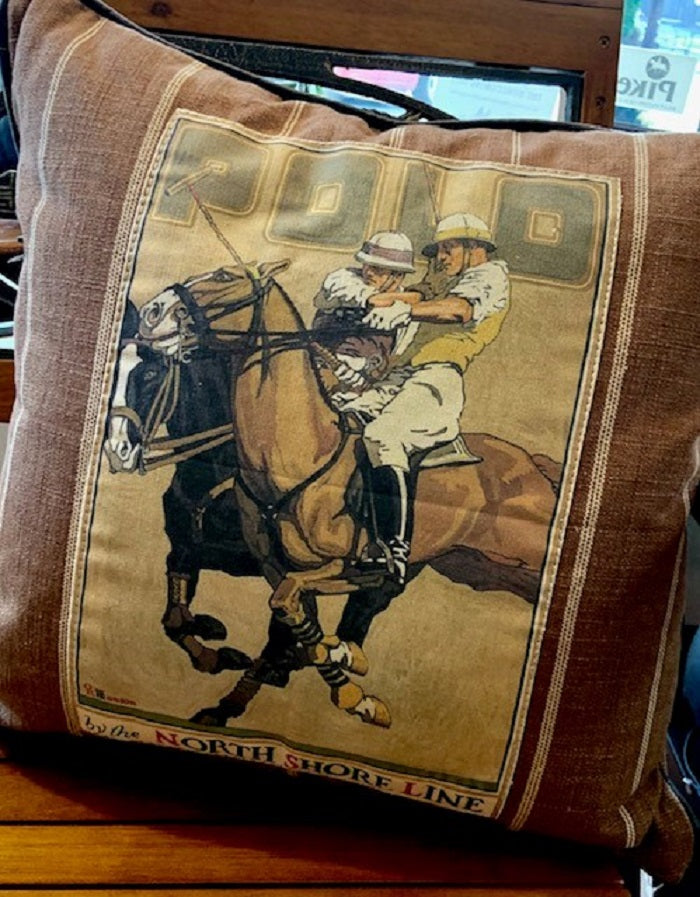 Shop Polo Pillow - Malvern Saddlery