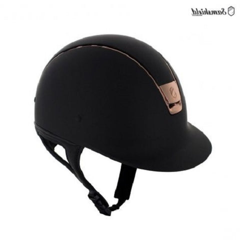 Samshield Shadow with Rose Gold - Malvern Saddlery
