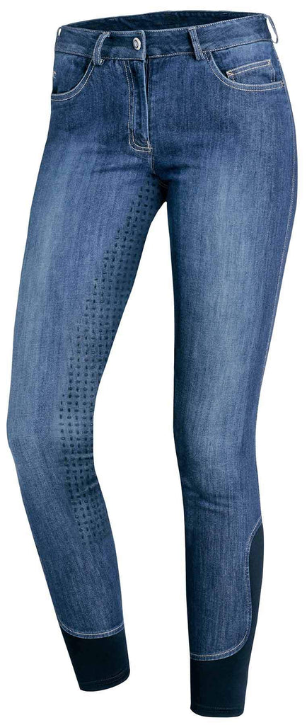 Schockemohle Denim Breech - Malvern Saddlery