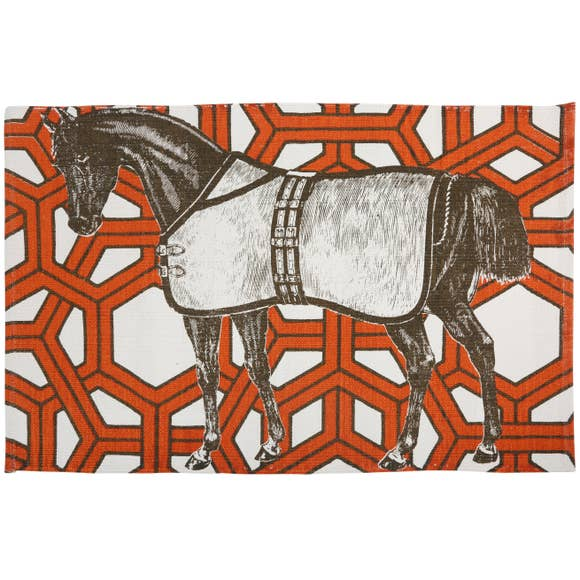 Shop Equestrian Bath Mat - Malvern Saddlery