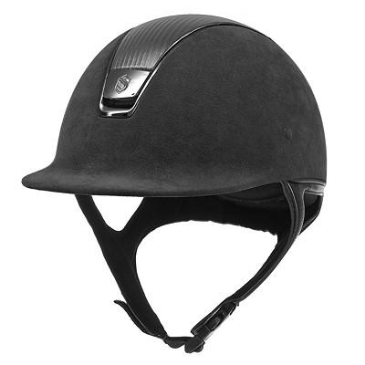 Samshield Premium with Leather - Malvern Saddlery