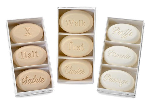 Equestrian Gift Soaps