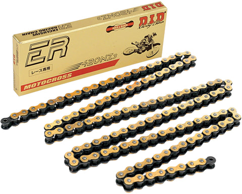 DID 420NZ3 Gold Chain G&B (130 Link)
