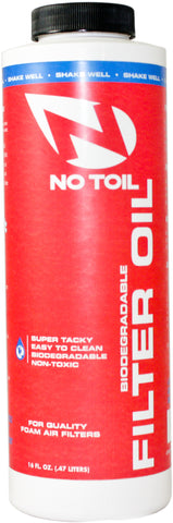No Toil Air filter oil 0.47l