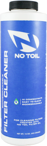 No Toil Air filter cleaner 0.46l