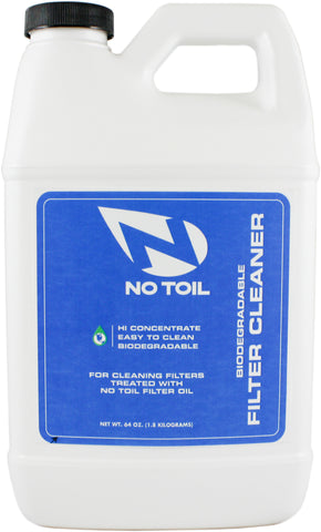 No Toil Air filter cleaner 1.89l