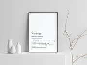 Northern Definition Art Prints