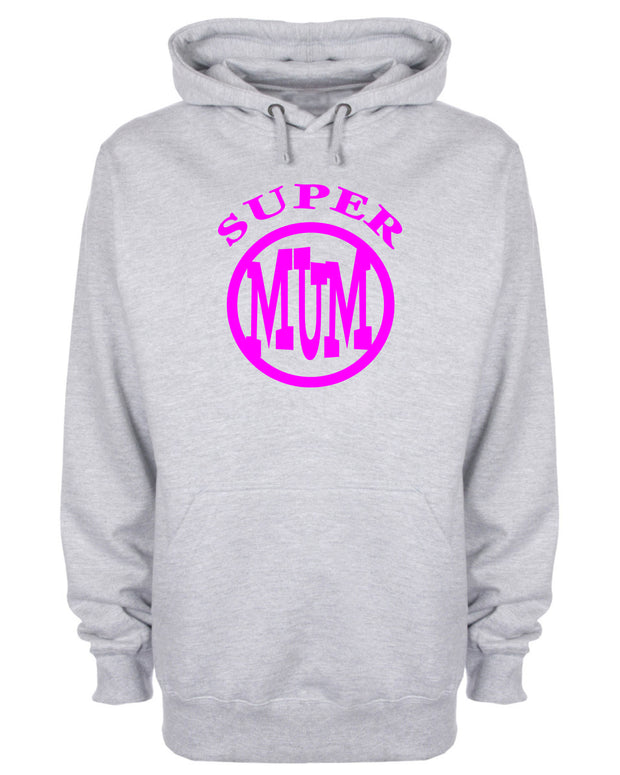 Super Mum Mothers Day Hoodie