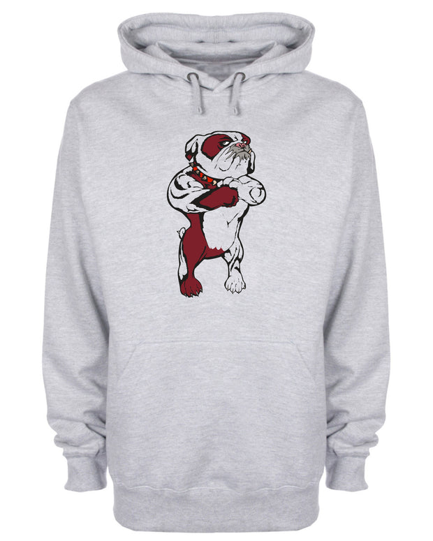 Bristish Bulldog Standing with Pride Hoodie