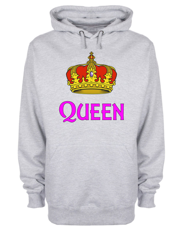 Queen Slogan Birthday Hoodie