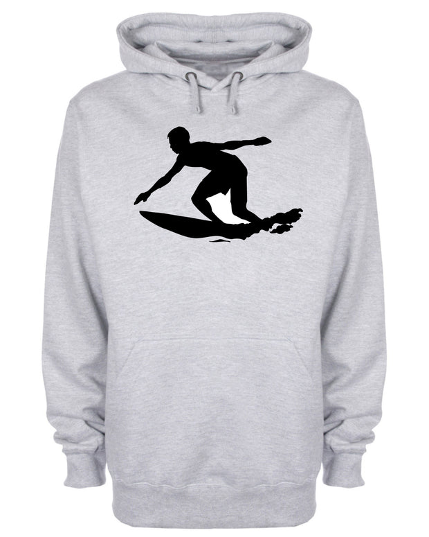 Surfing Sports Beach Holiday Hoodie