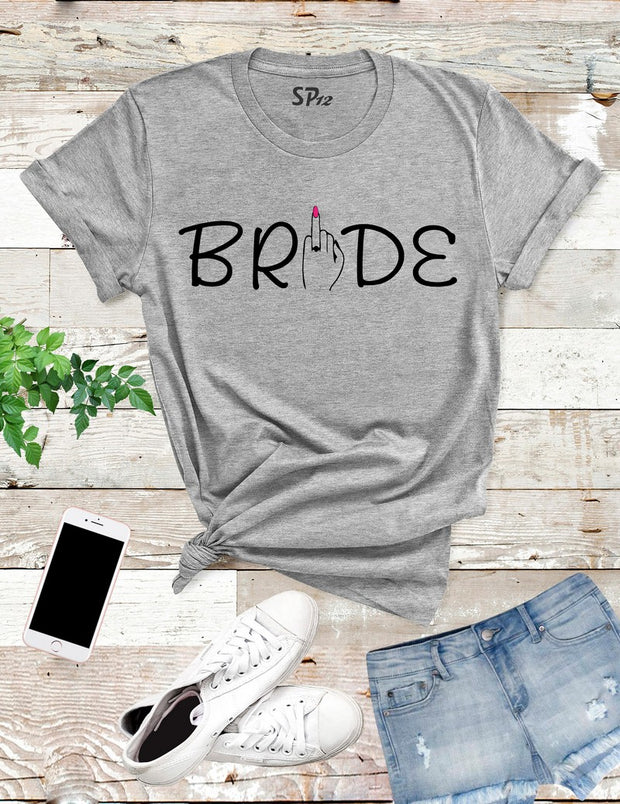 Ring-Finger-Bride-T-Shirt-Grey