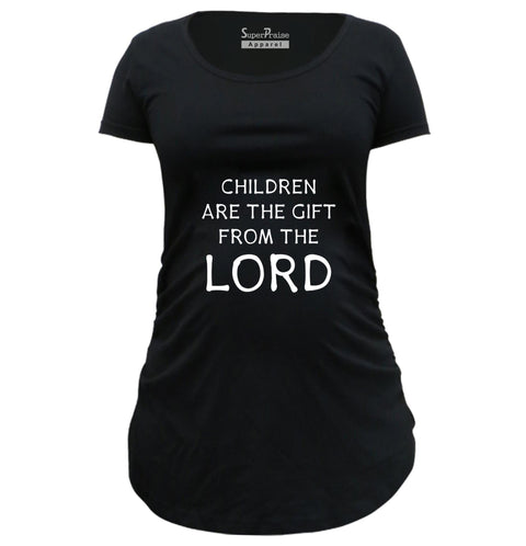 The Gift From The Lord Maternity T Shirt