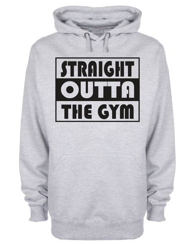Straight Outta The Gym Hoodie