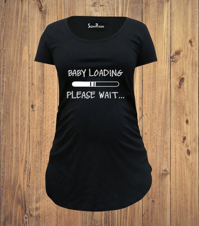 Baby Loading Maternity T Shirt