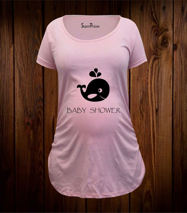 Baby Shower Pregnancy T Shirt