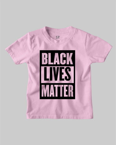 Black Lives Matter Protest Civil Rights Kids T shirt