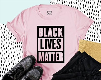 Black Lives Matter Protest Civil Rights T shirt