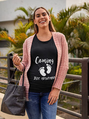 Coming This November Pregnancy T Shirts
