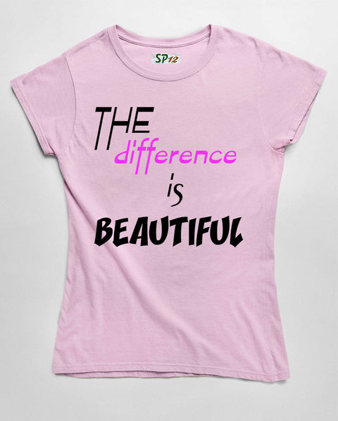 Different Types Of Beauty Women Slogan T Shirt