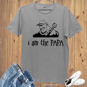 Family T Shirt I am the papa Mechanic Engineer Plumber