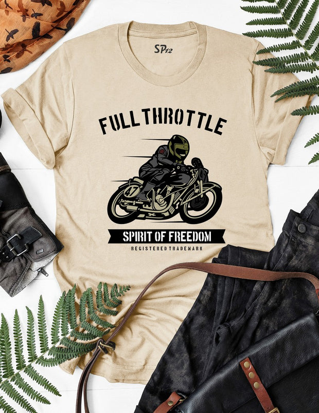 Full Throttle T Shirt