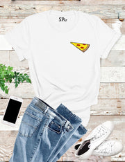 Pizza Slice Pocket T Shirt
