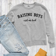 Raising Boys Sweatshirt