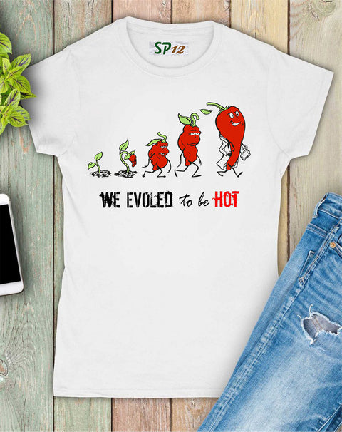 Red Hot Chili Peppers Women T Shirt