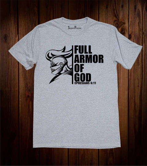 Full Armor Of God Christian T Shirt