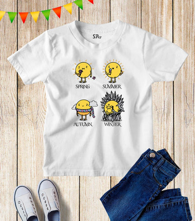 Seasonal Kids T Shirt