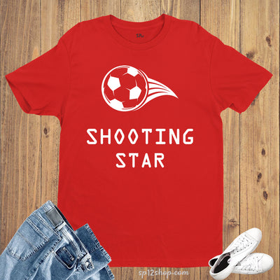 Shooting Star Gym Crossfit Weight Lifter Gym T shirt