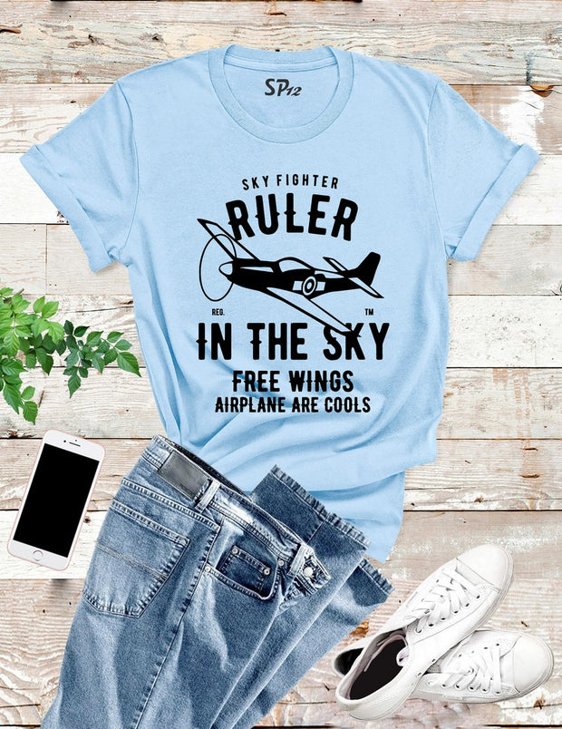 Sky Fighters T Shirt