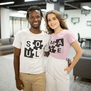 Soul Mate Couple Matching T Shirt