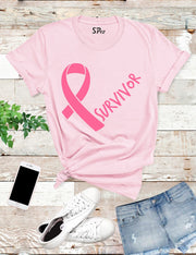 Survivor Awareness T Shirt