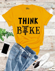 Think Bike T Shirt