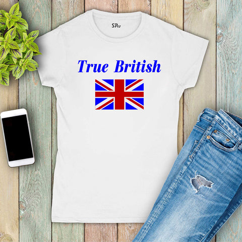 True British Patriot Women T Shirt