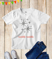 Twinkle Twinkle Little Star Kids T Shirt