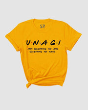 Unagi Friends T-shirt Ross Geller shirt gift tee