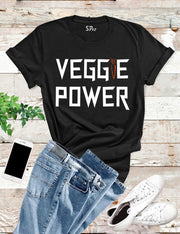 Veggie Power T Shirt