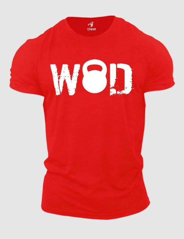 Wod Crossfit T Shirt