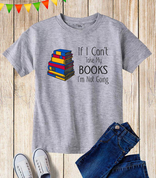 World Book Day Kids T Shirt