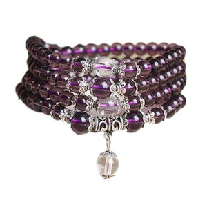 Natural Crystal Bracelet/Necklace - Whole Body Source
