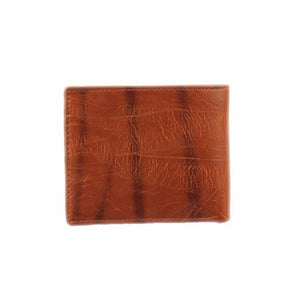 Men's Leather Bifold Wallet - Whole Body Source