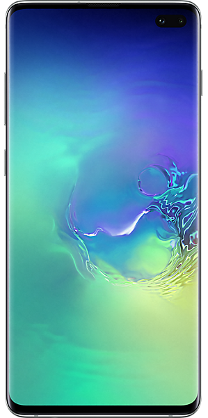 Samsung Galaxy S10+ 128GB green