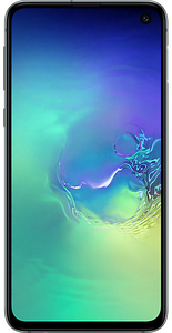 Samsung Galaxy S10e 128GB green