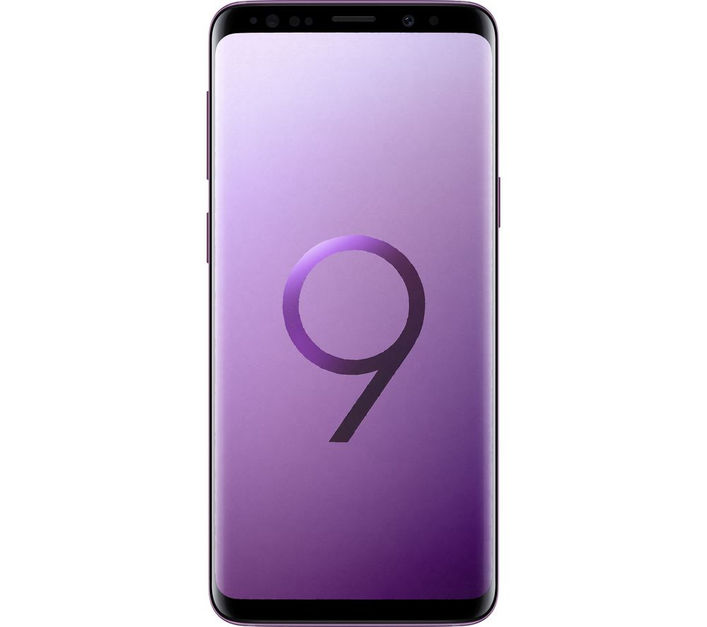 Samsung Galaxy S9+ lilac purple