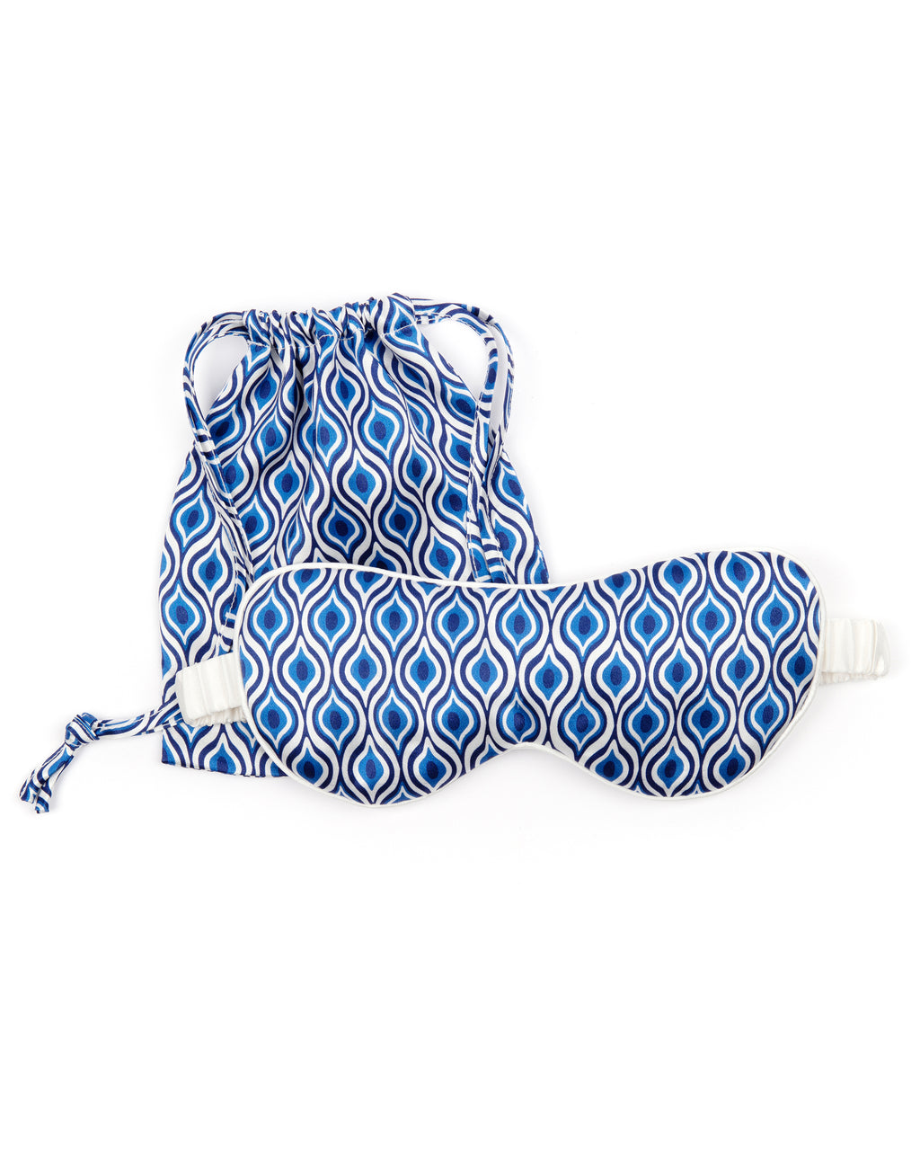 Iris Eye Mask - Eye Blue