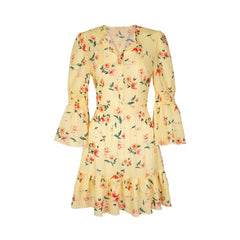 Gracie Dress - Fleur Yellow
