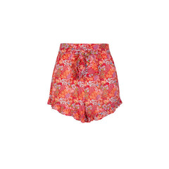 Jodie Shorts - Bloom Red
